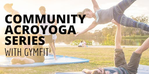 GymFit's AcroYoga On The Greens (Beginners)