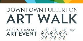 WCOF ~ Fullerton Art Walk