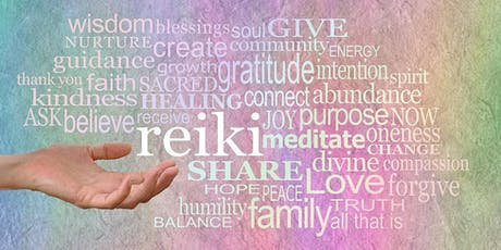 Reiki Share Evening tickets