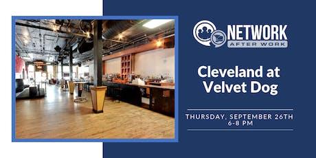 Network After Work Cleveland at Velvet Dog tickets