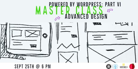 Powered by WordPress: Advanced Design (Round 2) tickets