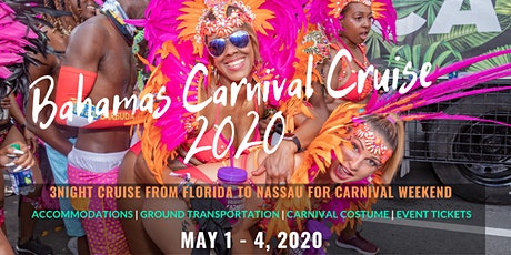 Bahamas Carnival Cruise 2020 tickets