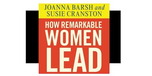 Lean In - How Remarkable Women Lead