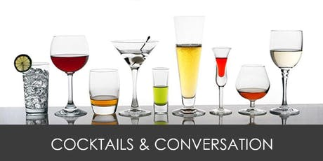Cocktails & Conversation with Exponent - 8/29/19 Washington, DC tickets