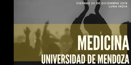 Universidad de Mendoza, Facultad de Medicina entradas