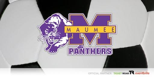 Maumee vs Bryan Varsity Soccer (Boys)