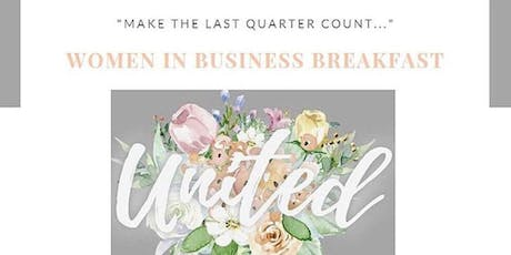 UNITED - Women in Business Breakfast tickets