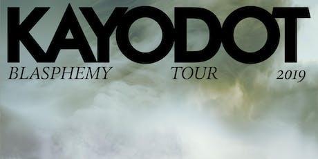 Kayo Dot at Elbo Room Jack London tickets