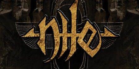NILE / Terrorizer / False Prophet