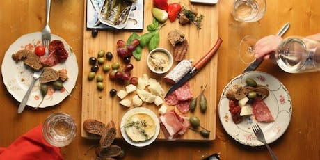 Tapas Night: Flavors of Spain! tickets