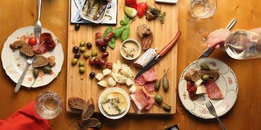 Tapas Night: Flavors of Spain!