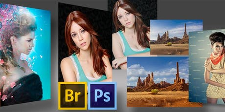 Advanced Adobe Photoshop for Photographers with Natasha Calzatti – PAS (2 sessions) tickets