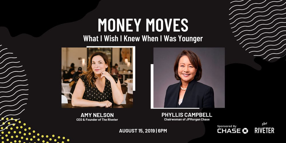 Money Moves: What I Wish I Knew When I Was Younger Tickets, Thu, Aug