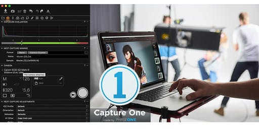 Capture One Pro Master Class with Natasha Calzatti