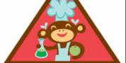 Home Scientist Brownie Badge