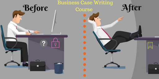 Business Case Writing Classroom Training in Victoria, TX