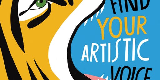 Find Your Artistic Voice with Lisa Congdon