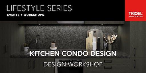 Kitchen Condo Design - Design Workshop - October 15