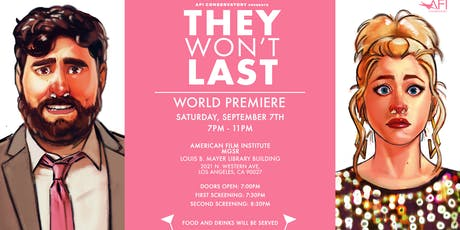 They Won't Last Premiere tickets