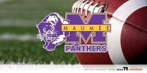 Maumee vs Clay Varsity Football