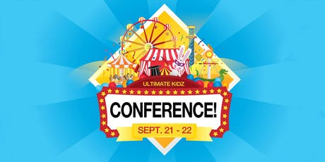 Ultimate Kidz Conference tickets
