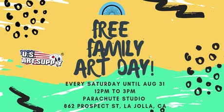 Free Family Art Day tickets