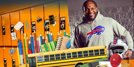2019 Ty Nsekhe Back to School Give-a-Way tickets