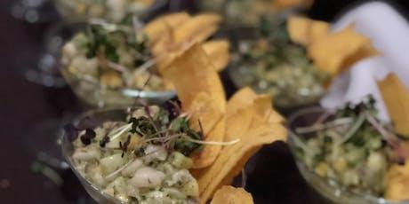 Curated With Chef Joya:Comida Cubana Creative Vegan Cuisine  tickets