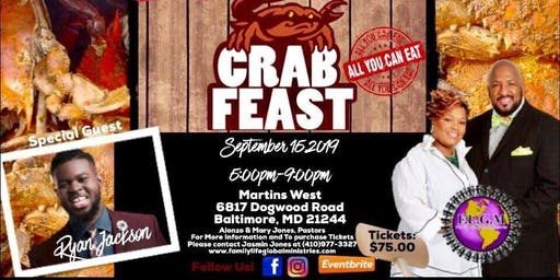 FLGM'S 23rd Anniversary Crabfeast
