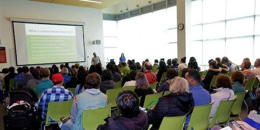 English/Spanish - MOHCD Homebuyer Orientation