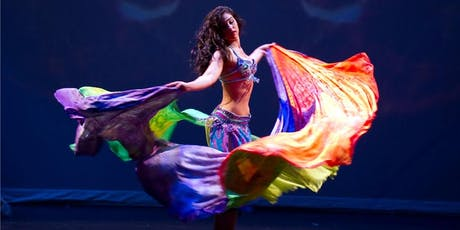 Belly Dance Class  tickets