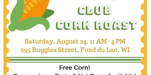 Gratitude Club Corn Roast