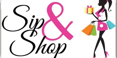 End of Summer Sip and Shop!