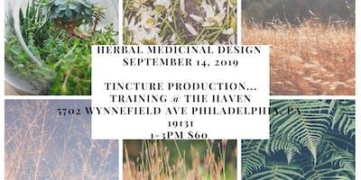 Herbal Medicinal Design