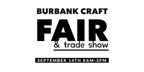 Burbank Craft Fair & Trade Show tickets