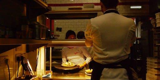 The Art and Politics of Eating, Zev Robinson at Greencity Wholefoods - Scalarama