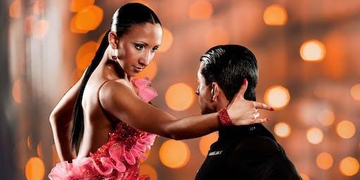 Amateur Salsa Dance Contest!
