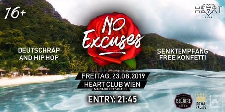 NoExuses - Sommer Edition II Tickets