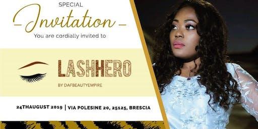 Meet up, Greet up and Makeup Lash launch