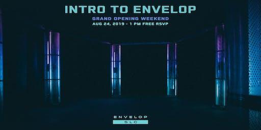 (Envelop SLC) Intro to Envelop - Free w/ RSVP (1pm General Admission)