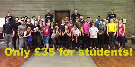 Krav Maga Beginner Self-Defense Course October at University Of Glasgow! tickets