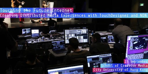 Touching the Future Internet