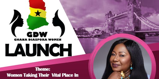 Ghana Diaspora Women LAUNCH