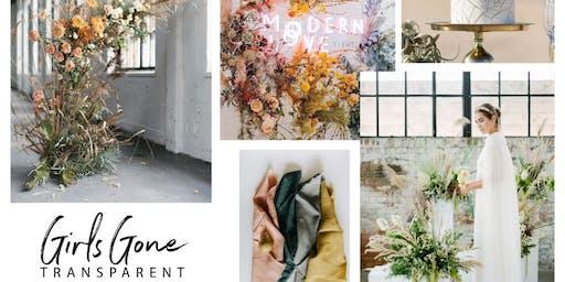 Girls Gone Transparent Wedding Shoot- Along: The Filament