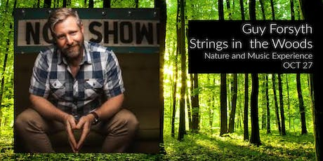 Guy Forsyth at Strings in the Woods tickets