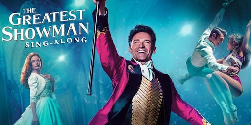 Pop Up York presents - The Greatest Showman Singal