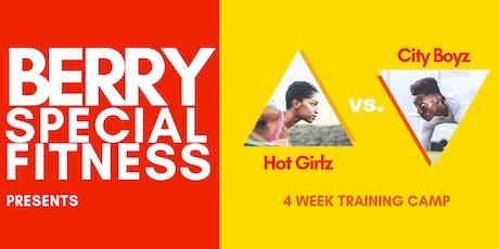 Hot Girlz vs. City Boyz Summer Training Camp tickets