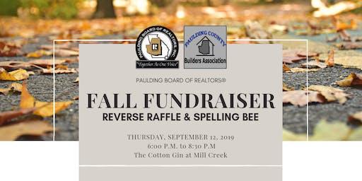 2019 Fall Fundraiser