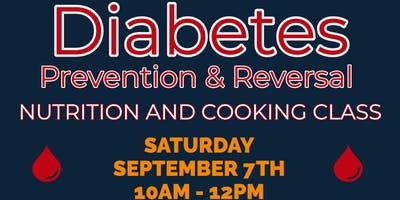 FREE Nutrition Class: Diabetes Prevention & Reversal