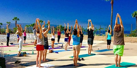 YOGA in the PARK with an OCEAN view tickets